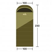 Спальный мешок Tramp Kingwood Long TRS-053L (Правый)