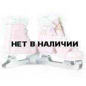 Коньки детские СК Magic Pink (двойное лезвие)