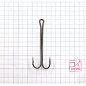 Крючок Koi 3 XL Double Hook № 1/0, BN, двойник (10 шт.) KH2421-1/0BN