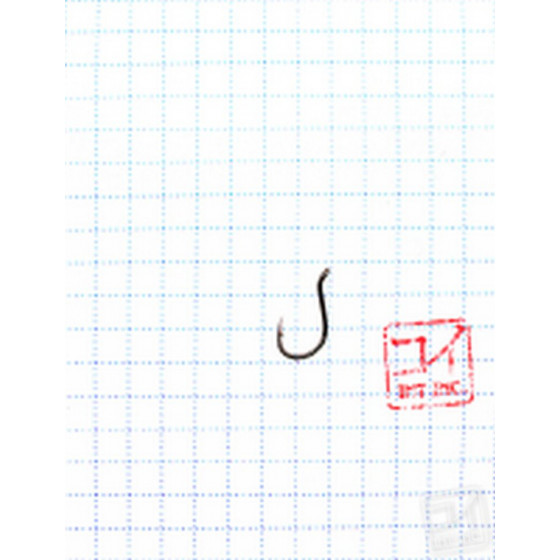 Крючок Koi Beak-Ring № 10, BN (10 шт.) KH7141-10BN