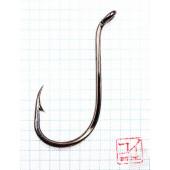 Крючок Koi Beak-Ring № 10/0, BN (5 шт.) KH7141-10/0BN