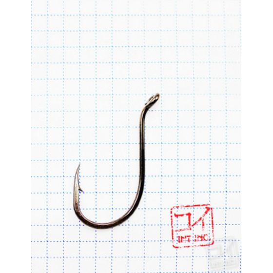Крючок Koi Beak-Ring № 6/0, BN (5 шт.) KH7141-6/0BN