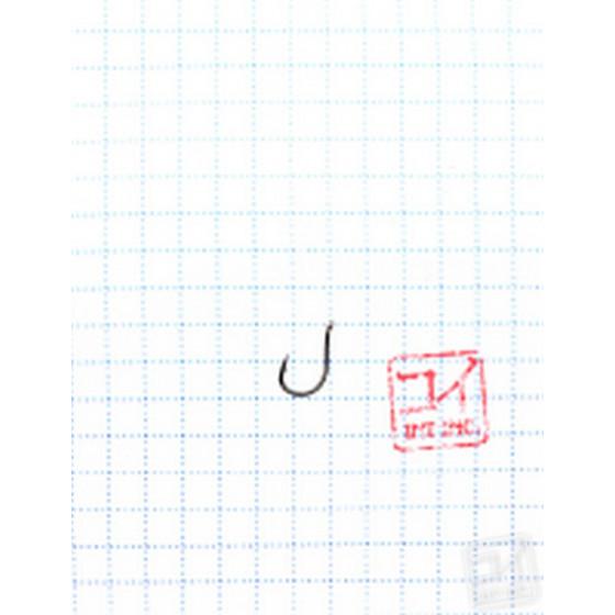 Крючок Koi Chinu-Ring № 12 /0.5 (AS), BN (10 шт.) KH791-05BN