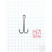 Крючок Koi Double Hook № 6, BN, двойник (10 шт.) KH2301-6BN
