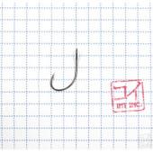 Крючок Koi J-Trout № 6, BN (10 шт.) KH8381-6BN