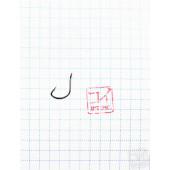 Крючок Koi Kaizu-Ring № 6 /10 (AS), BN (10 шт.) KH7111-10BN
