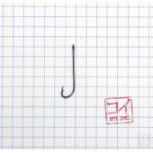 Крючок Koi Long Plainshank № 10, BN (10 шт.) KH9451-10BN