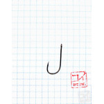 Крючок Koi Single Spoon Hook № 2, BN (10 шт.) KH7121-2BN