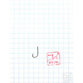 Крючок Koi Sode-Ring № 14 /4 (AS), BN (10 шт.) KH841-4BN