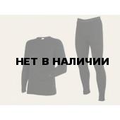 Рубашка с длинным рукавомом Laplandic A50-A-BK