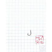 Крючок Koi Tanago-Ring № 12 /4 (AS), BN (10 шт.) KH831-4BN