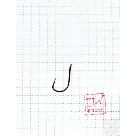 Крючок Koi Tanago-Ring № 4 /12 (AS), BN (10 шт.) KH831-12BN