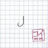 Крючок Koi Trout Hook № 12, BN (10 шт.) KH8501-12BN