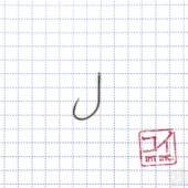 Крючок Koi Trout Hook № 4, BN (10 шт.) KH8501-4BN