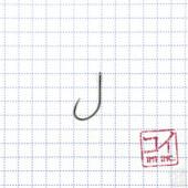 Крючок Koi Trout Hook № 6, BN (10 шт.) KH8501-6BN