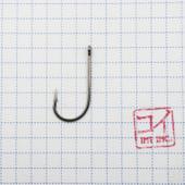 Крючок Koi VIKING-Ring № 1, BN (10 шт.) KH7491-1BN