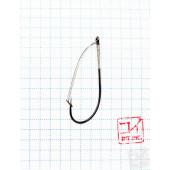 Крючок Koi Weedless Single Hook № 1/0, BN, незацепляйка (10 шт.) KH5241-1/0BN