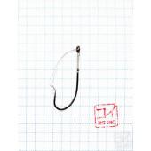 Крючок Koi Weedless Single Hook № 2, BN, незацепляйка (10 шт.) KH5241-2BN