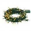 Cветодиодная гирлянда для дома (теплый свет) Vegas Нить 50 LED, 5 м, 220V 55059