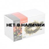 Светодиодная гирлянда для дома (теплый свет) Vegas Нить 200 LED, 20 м, 220V 55068