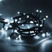 Светодиодная гирлянда для дома (холодный свет) Vegas Нить 300 LED, 30 м, 220V 55072