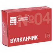 Набор для опытов Простая Наука Эксперимент в коробочке Вулканчик exbox-0304