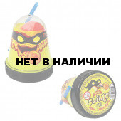 Слайм (лизун) Slime Ninja, 2 в 1, желтый, красный, 130 г S130-2