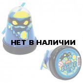 Слайм (лизун) Slime Ninja, 2 в 1, синий, желтый, 130 г S130-1