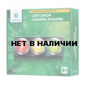 Электронный конструктор Intellectico Светофор своими руками 1104