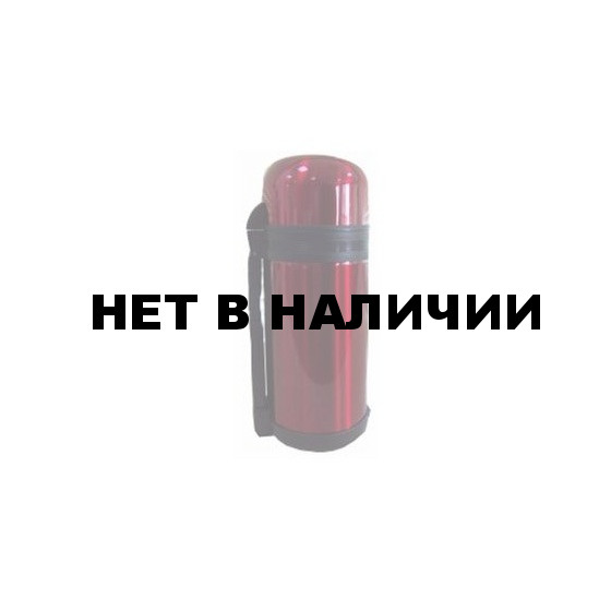 Термос Thermos Multi Purpose Glossy Red 187C 0.8l (839404)