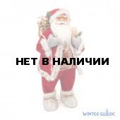 Игрушка Дед Мороз под елку 80 см M95