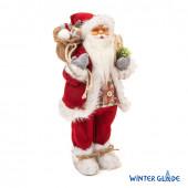 Игрушка Дед Мороз под елку 46 см M97