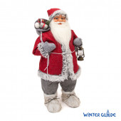 Игрушка Дед Мороз под елку 80 см M21