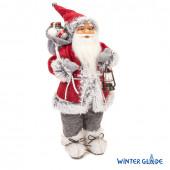 Игрушка Дед Мороз под елку 46 см M2118