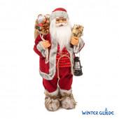 Игрушка Дед Мороз под елку 60 см M39