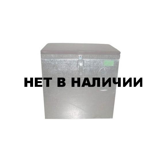 Ящик для зимней рыбалки оцинкованный Ф-02 (Саранск)