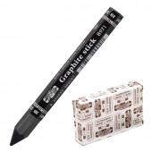 Карандаш чернографитный утолщенный KOH-I-NOOR Graphite stick 2B 897102B005KK