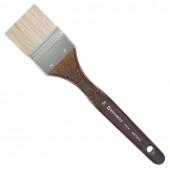 Кисть художественная Brauberg Art Classic щетина, флейц, № 50, короткая ручка 200746