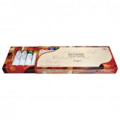 Краски масляные художественные Гамма Студия 10 цветов по 18 мл 201005