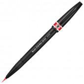 Ручка-кисть Pentel Brush Sign Pen Artist красная SESF30C-B