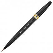 Ручка-кисть Pentel Brush Sign Pen Artist охра SESF30C-Y