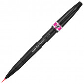 Ручка-кисть Pentel Brush Sign Pen Artist розовая SESF30C-P