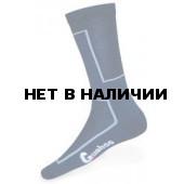 Термоноски GUAHOO Comfort Mid-Weight 040-NV (синие)