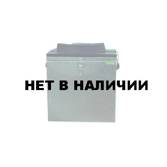 Ящик для зимней рыбалки оцинкованный Ф-01 (Саранск)