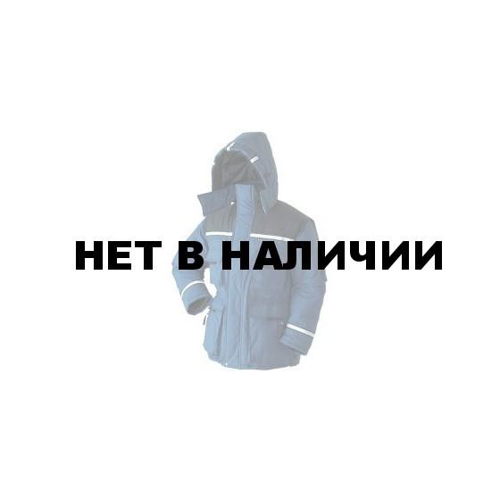 Куртка Буран N (серый/синий)