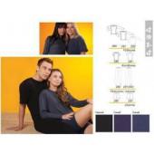 Рубашка с длинным рукавомом GUAHOO Comfort Middle 282А-NV