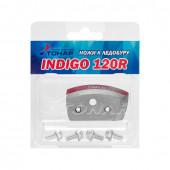Ножи для ледобура Indigo 120R правое вращение NLI-120R.SL