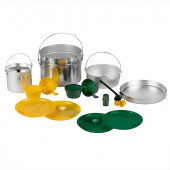 Набор туристической посуды Helios алюминий HS-NP 010048-00