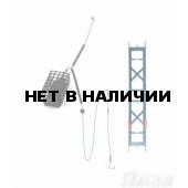 Оснастка фидерная Яман Лещ, кормушка 80 г, шнур 0,15 мм, крючок №8 Я-ОЛ-80-015-8