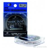 Леска Shii Saido Magic Dust, 30 м, 0,286 мм, до 6,34 кг, хамелеон SMOMD30-0,286